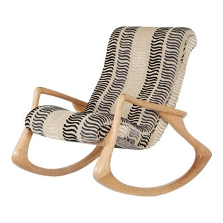 Vladimir Kagan Contour Rocking Chair