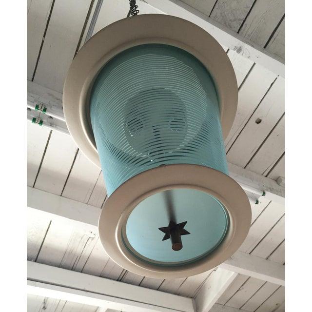 1935 Fontana Arte Pendant Lamp or Lantern - Image 7 of 9