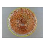 Image of Studio Art Glass Vessel Signed Stifon Weber