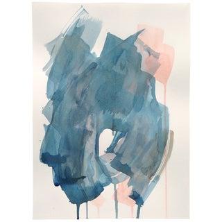 """Dani Schafer """"We Go Between II"""" 2015 Painting"""
