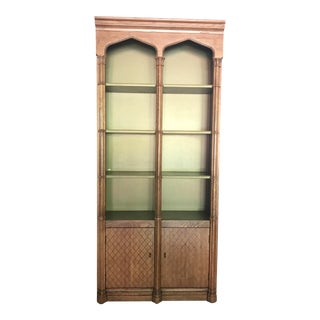 Drexel Moroccan Inspired Bookcase