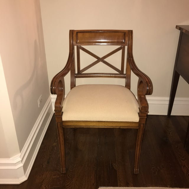 Baker Regency Dining Room Chairs - Set Of 6