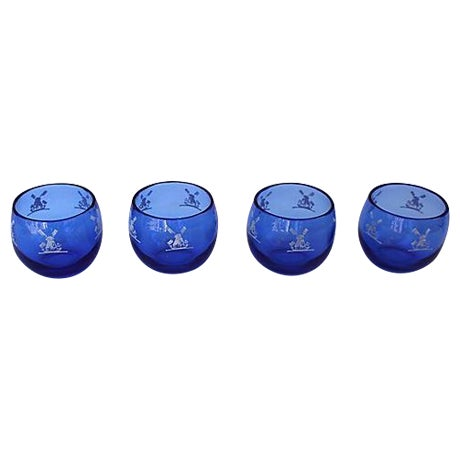 Image of Amsterdam on the Rocks Glasses, Set of 4