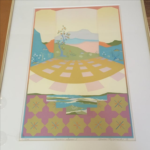 "Image of ""Persian Series"" Original Art Print"