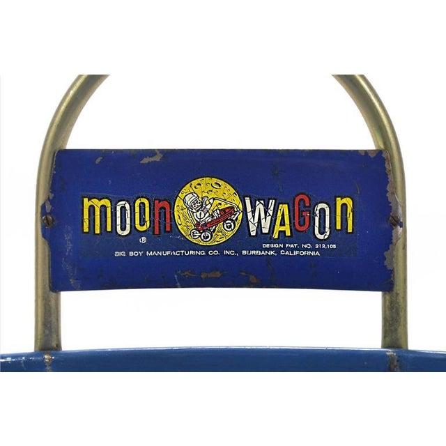 Moon Wagon Riding Wagon Toy by Big Boy - Image 6 of 8