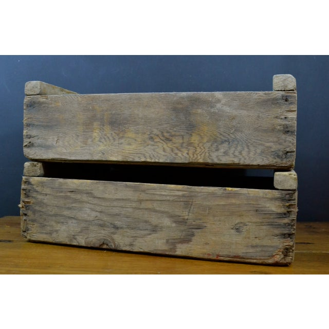 Flippen Bros. Wooden Fruit Crates - A Pair - Image 4 of 7