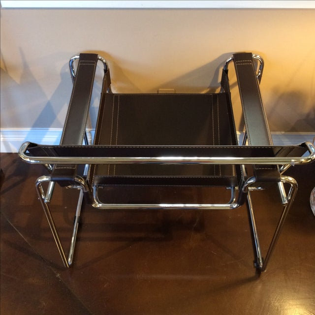 Image of Brown Eames Breuer Wassilly Chair