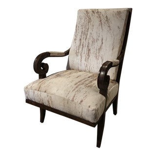 Paul Robert Leather Hyde Cosmo Chair