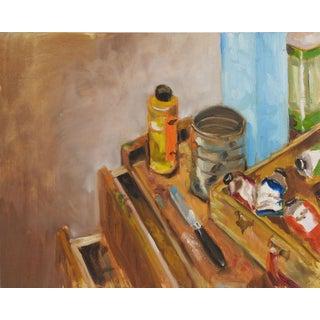 Artist Studio Study Painting