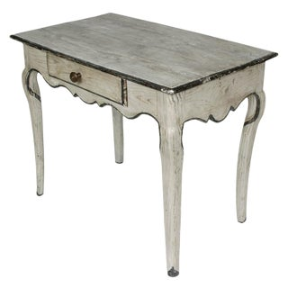 Painted Louis XV Style Table