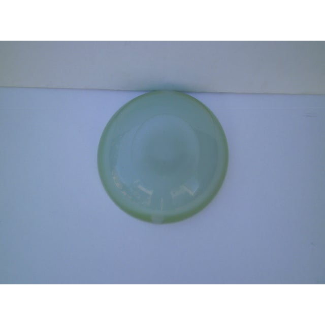 Archimede Seguso Murano Glass Geode Ashtray - Image 5 of 11