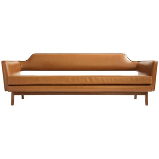 Edward Wormley Open Back Sofa