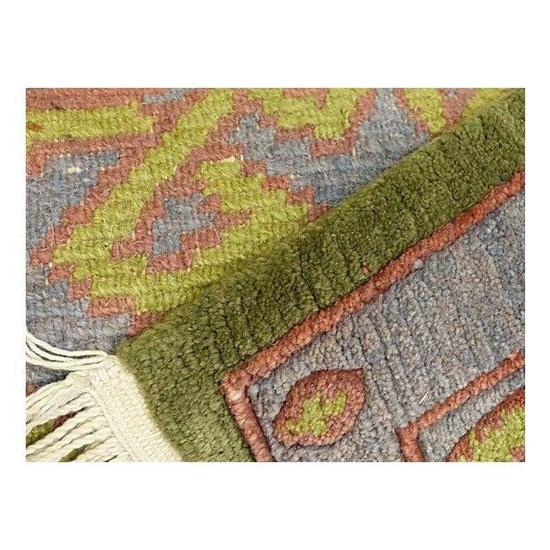 Nepalese Wool Rug- 6' x 9' - Image 11 of 11