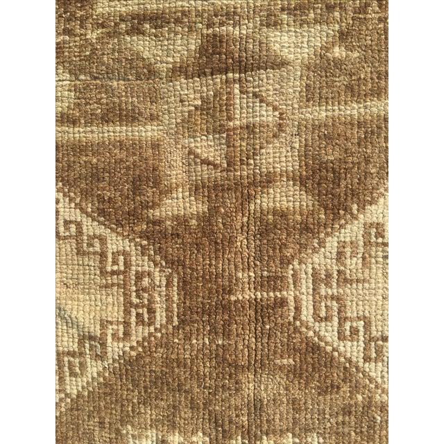 """Image of Oushak Turkish Rug - 3' x 7'2"""""""