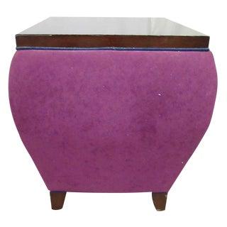 Modern Purple Display Table