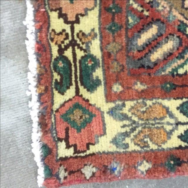 Hamadan Persian Rug - 2'6'' x 3'6'' - Image 7 of 8