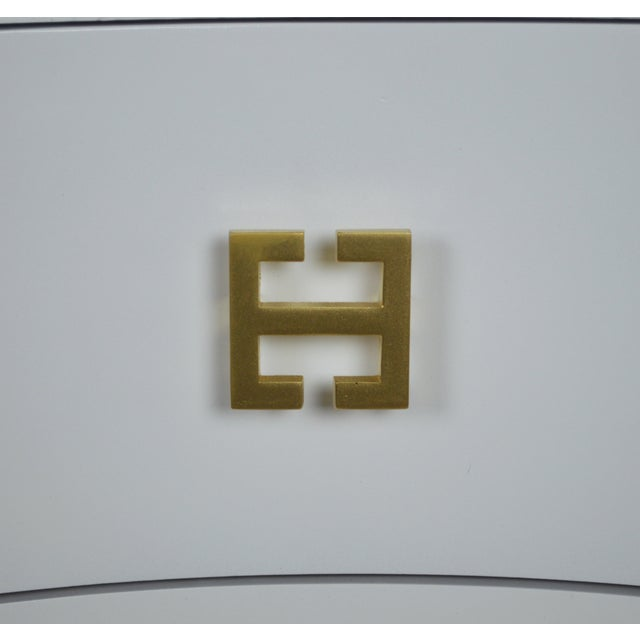 Image of Newly Lacquered Century Cabinet