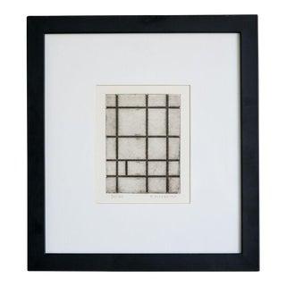 Slant select -- Untitled P. Mondrian