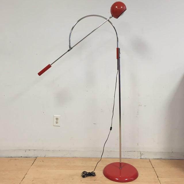 Robert Sonneman Orbiter Floor Lamp - Image 3 of 11