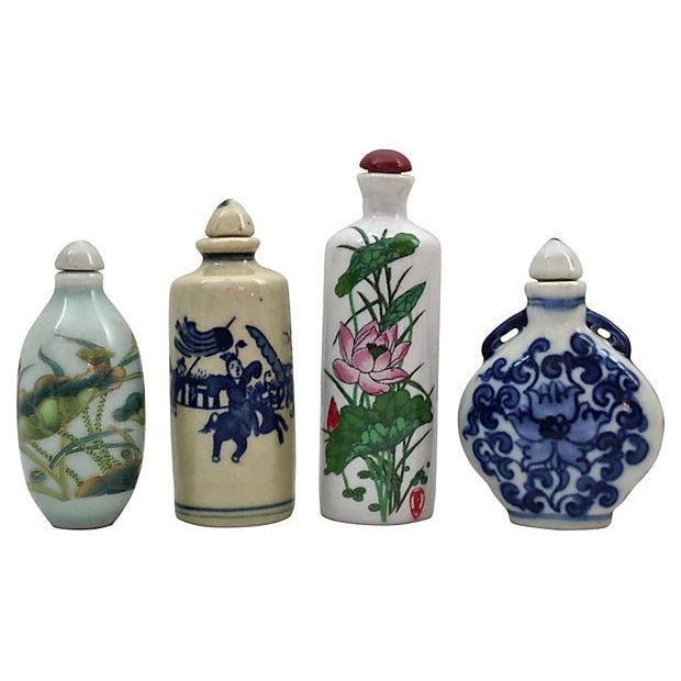 Image of Chinese Antique Collection Pieces - Set of 15