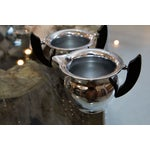Image of Stainless Steel Cream & Sugar Set