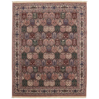 RugsinDallas Vintage Hand-Knotted Persian Style Rug - 8' X 10'