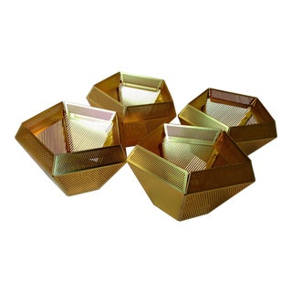 Tom Dixon Cell Tea Light Holders - Set of 4