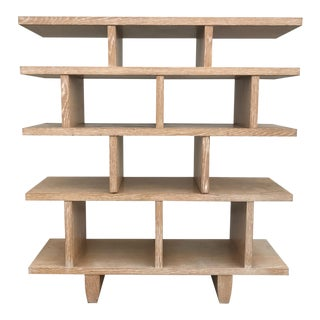 Stackable Wood Shelves