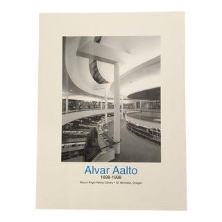 Vintage Alvar Aalto Print