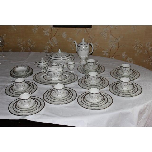 Noritake Delacorte Dinner Serving Set - Image 2 of 6