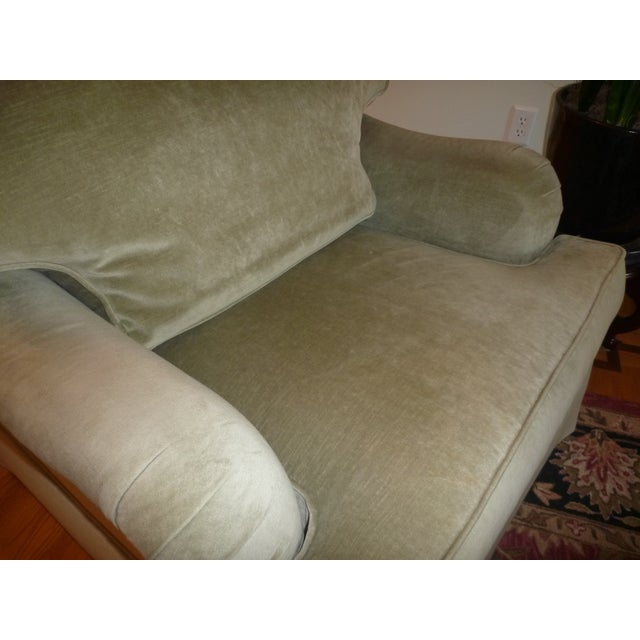 Ethan Allen Sage Arm Chair - Image 4 of 5