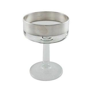 Dorothy Thorpe Allegro Champagne Glasses-Set of 12