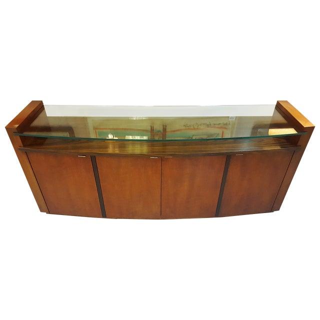 Image of Contemporary Modern Henredon Buffet Credenza