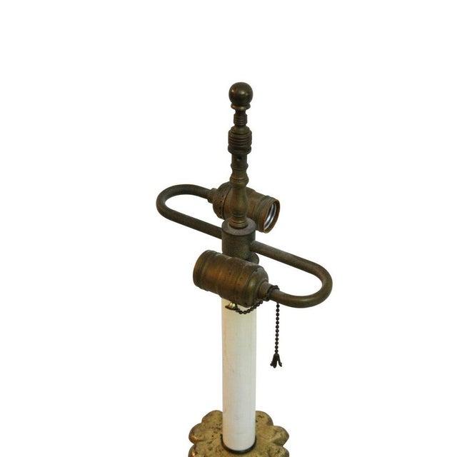 Italian Florentine Lamp - Image 5 of 5
