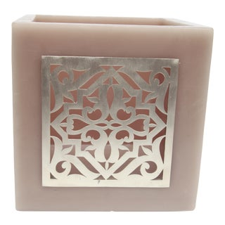 Brown Kasbah Tealight Holder