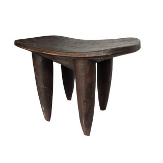 African Ivory Coast Senufo Stool or Table
