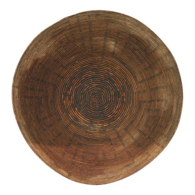 Pima Wine Basket, circa 1890 - Image 1 of 5