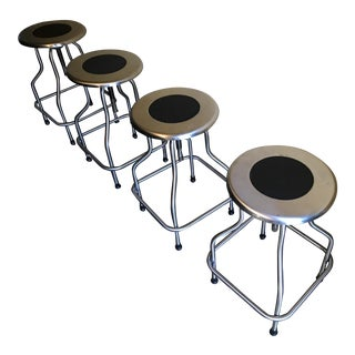 Design Within Reach Precision Stools - Set of 4