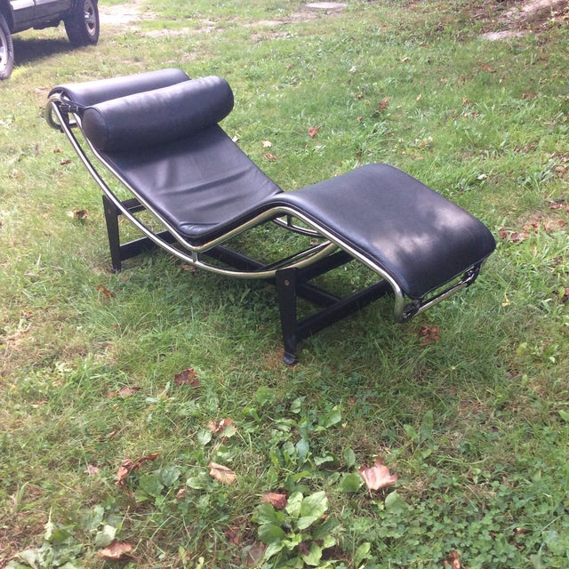Le Corbusier LC4 Lounge Chair - Image 6 of 6