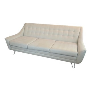 Joybird Aubrey Sofa With Custom Hairpin Legs