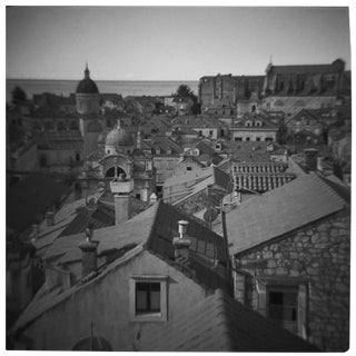 Rooftops Photograph