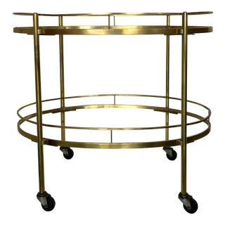 Mid-Century Maxwell Philips Bar Cart