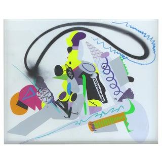 "Gustavo Oviedo ""Bimini IV"" Collage"