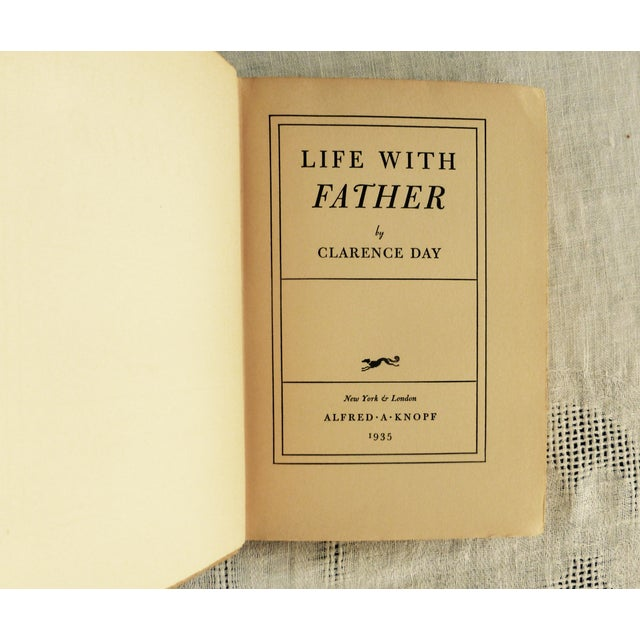 Life With Father, 1935, 1st Edition - Image 3 of 8
