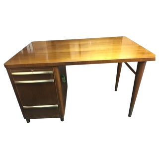 Stow Davis Mid-Century Locking Desk