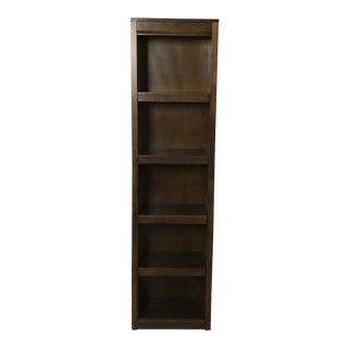 Crate & Barrel Vertical Bookshelf