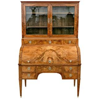 18th Century Louis XVI Period Bureau à Cylindre or Cylinder Desk