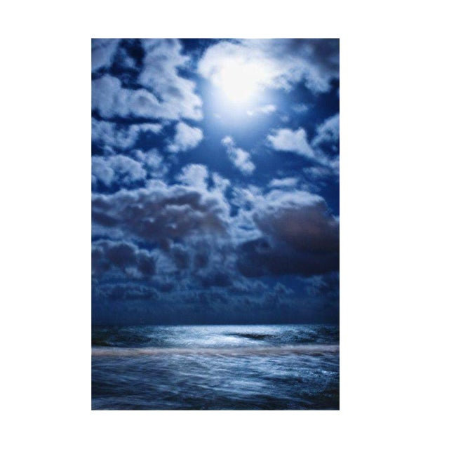 Cheryl Maeder Dreamscapes BlueLight Art Photograph - Image 1 of 2