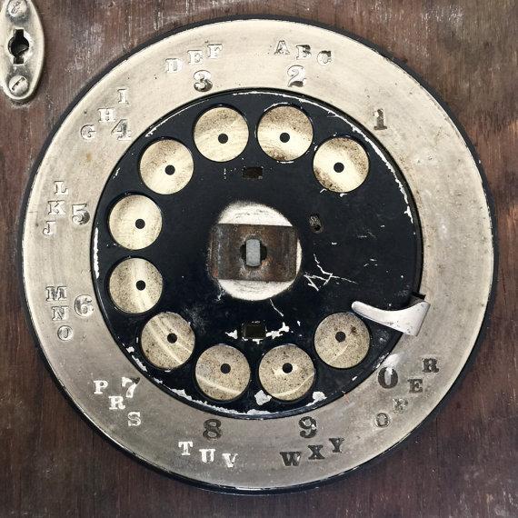 Vintage Western Electric Phone 30