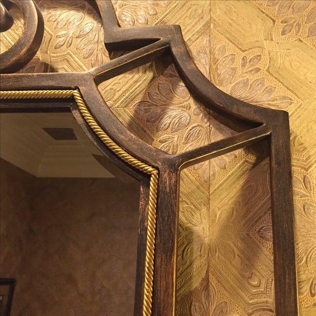 Theodore Alexander Beveled Mirror - Image 5 of 6